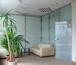 Офисные перегородки ALT110
